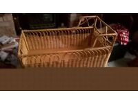 Cane Baby cot