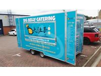 18ft commercial catering trailer for sale