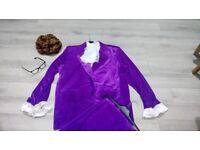 Austin Powers Secret agent fancy dress costume