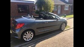Peugeot 207 Convertible 1.6 Turbo