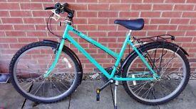 Ladies MBK All terrain adventure bicycle