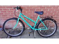 Ladies MBK All terrain adventure bicycle
