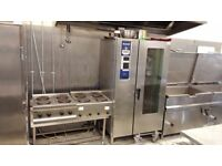 Production Commercial Kitchen - Available Full Time Unshared - Full Equipped