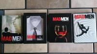 PRICE REDUCED!!! Mad Men Seasons 1-4