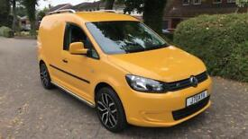 Volkswagen caddy c20 1.6 tdi Blue-motion 102 2011 low milage (Rare colour) Px welcome