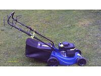 """Challenge extreme 16"""" self propelled lawnmower SOLD"""