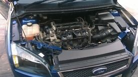 Ford Focus zetec 1.6 petrol