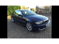 2005 55 BMW 330d CD M SPORT AUTO COUPE TOP OF THE RANGE FULL HISTORY IMMACULATE DIESEL BARGAIN