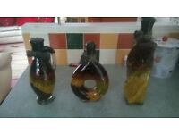 3 water vases new