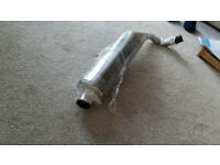 Stock Exhaust Honda Hornet 600 FS 2002