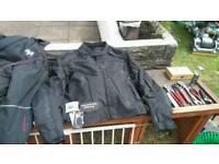 Bargain motorbike jacket mint condition NEVER WORN STILL tags