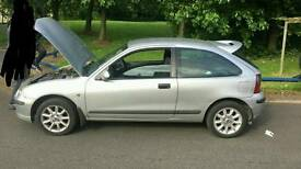 Rover 25 (not BMW, audi, Honda, seat, mazda, subaru, mitstubishi, fiat, vauxhall, Toyota)