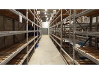 Second Hand Heavy Duty Shelving - **Very Clean**