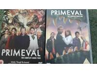 Primeval series 1&2