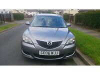 2006 MAZDA 3 TS Diesel s/h DPF removed!