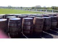 SALE Full Size Whisky Barrels SALE