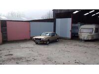 1979 Ford Capri MK3 2.0 GL (restoration project)