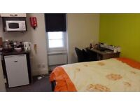 Perfect Studio in City Center, king-size bed, fully furnished, good kitchen and bathroom