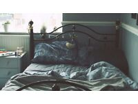 Gorgeous metal bed frame