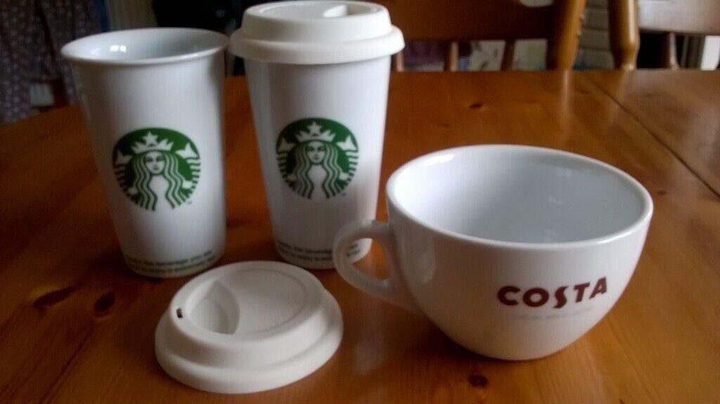 BoltonManchester Starbucks MugsIn Gumtree Costaamp; bgyf76