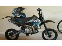 road legal pitbike registerd as 50