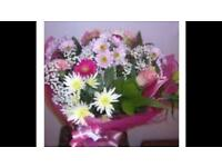 Flower hand tide just 25 pounds free delivery in Birmingham city