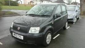 2012 12 plate Fiat Panda 1.2 Enos 5 door