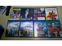 16 blu ray films for sale all boxed
