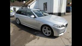BMW 520 m sport estate