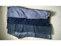 mens/youths jeans (GStar, Henley) , shirts, tops, jackets - car boot?