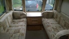 BAILEY PAGEANT PROVENCE 5 Berth Family Caravan 2009 for sale in Somerset