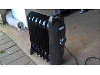 Beldray Mini Portable Plug-In Radiator