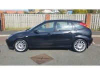 2004 ford focus 2.0 st 170 in excellent condiiton low miles 12 mths mot