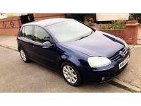 VOLKSWAGEN GOLF GT TDI 140 AUTO 2004 DIESEL ALLOYS Not Bmw Audi Mercedes