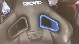 Vxr Recaro bucket seats