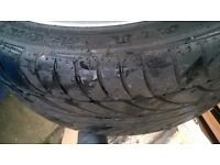 245 40 19 ATR SPORT TYRES 98Y SPEED RATING