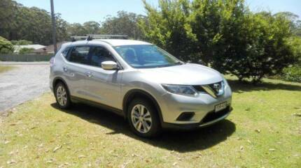 **PRICED TO SELL**  2014 Nissan X-trail 4WD West Haven Port Macquarie City Preview