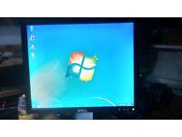 """Dell E177FP - LCD monitor - 17"""""""