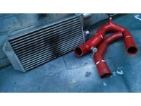 Forge Intercooler FMIC 1.8T mk4 golf, A3, Cupra