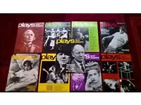 plays and players theatre magazines