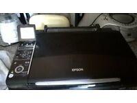 Black epson stylus SX405 printer