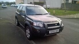 Freelander 4x4 swap estate