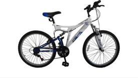 Brandnew bike
