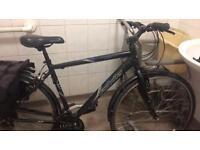 man Claud butler urburn hybird bike for sale