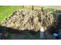 Soil for garden/landscape job