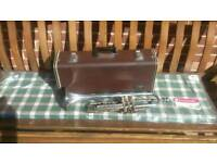 Yamaha trumpet ytr 2320s and case spares or repair