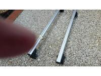 Atera aluminium aero roof bars