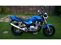 Yamaha xjr1300 2008/ 08 plate, bargain