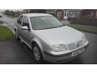 Vw bora tdi sixty thousand miles one owner super car
