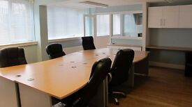 Modern and Fully Serviced Office Space